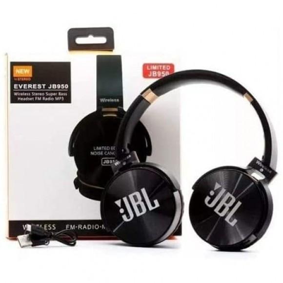 HEADPHONE JBL METAL SUPER BASS JB950