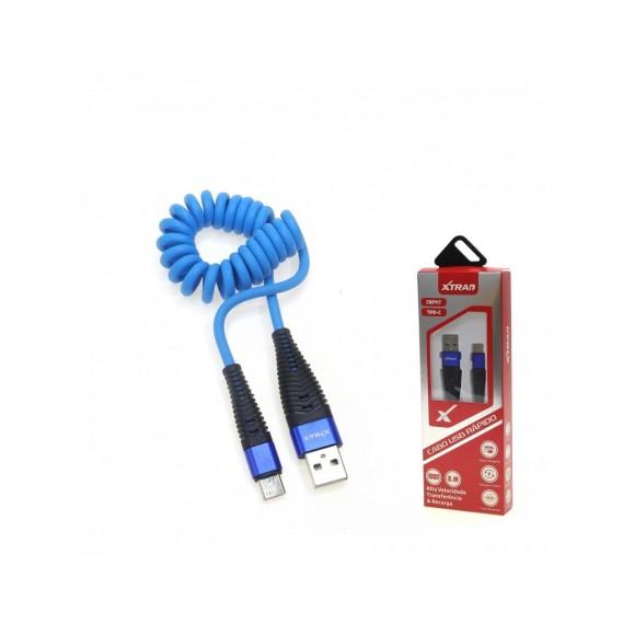CABO MICRO USB RAPIDO V8 XTRAD CH0416