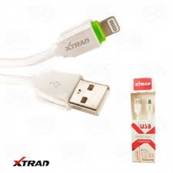 CABO DE CELULAR PARA IPHONE XTRAD A1049