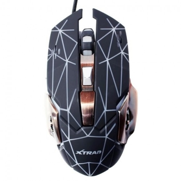 MOUSE GAMER XTRAD XD-X9