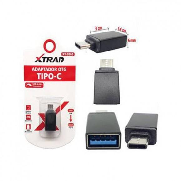 ADAPTADOR OTG TIPO C XTRAD XT-2065