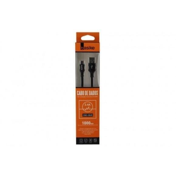 CABO USB TIPO C BASIKE 2.4A CBO-5828