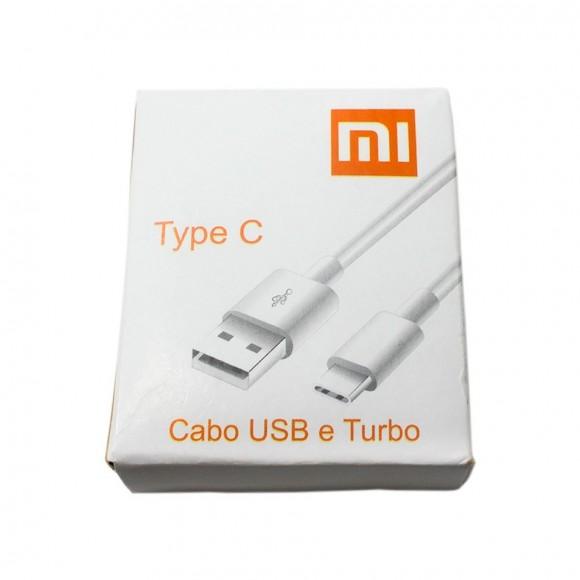 CABO USB TURBO TIPO C XIAOMI