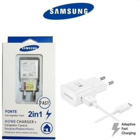 CARREGADOR MICRO USB V8 SAMSUNG 5.1A