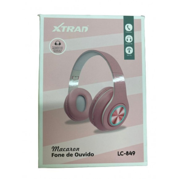 FONE DE OUVIDO BLUETOOTH XTRAD LC-849