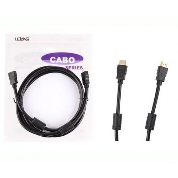 CABO HDMI VERSION 3 METROS 1.4 LE-6613