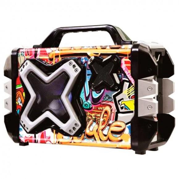 CAIXA DE SOM BLUETOOTH MEGA BOX XTRAD XDG-25