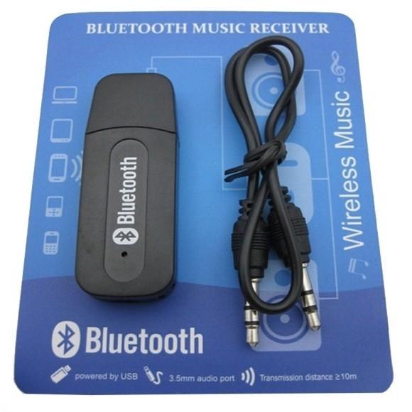 ADAPTADOR BLUETOOTH USB/P2 PARA AUTOMOVEIS