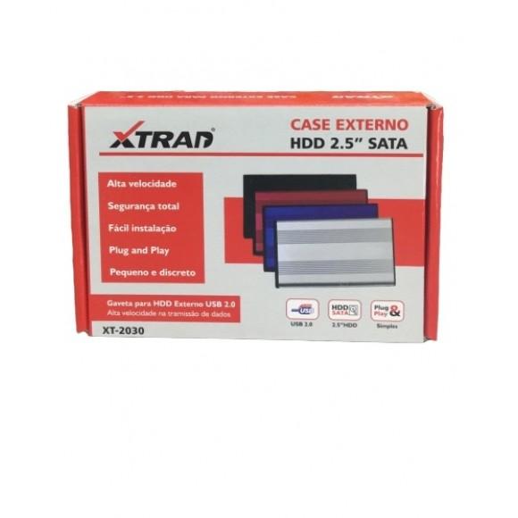 CASE PARA HD EXTERNO XTRAD XT-2030