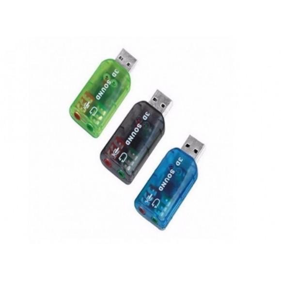 CONTROLADOR DE AUDIO USB AUDIOCONTROLLER XT-2026