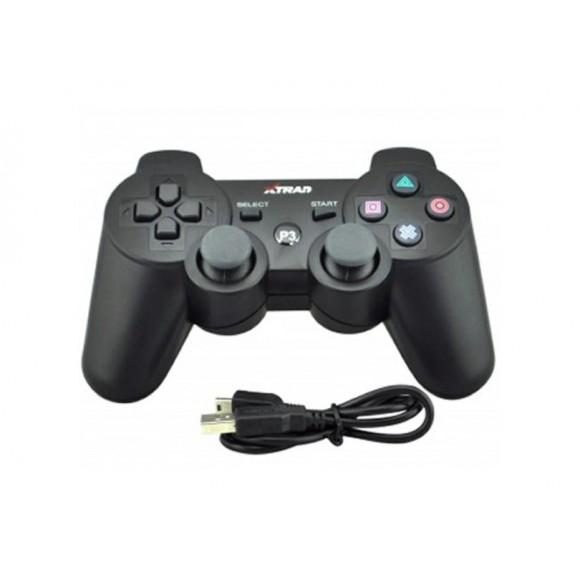 CONTROLE DE PLAYSTATION 3 SEM FIO XTRAD XD-322