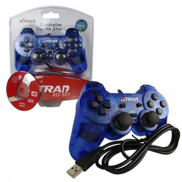 CONTROLE DE VIDEO GAME PARA COMPUTADOR XD-321