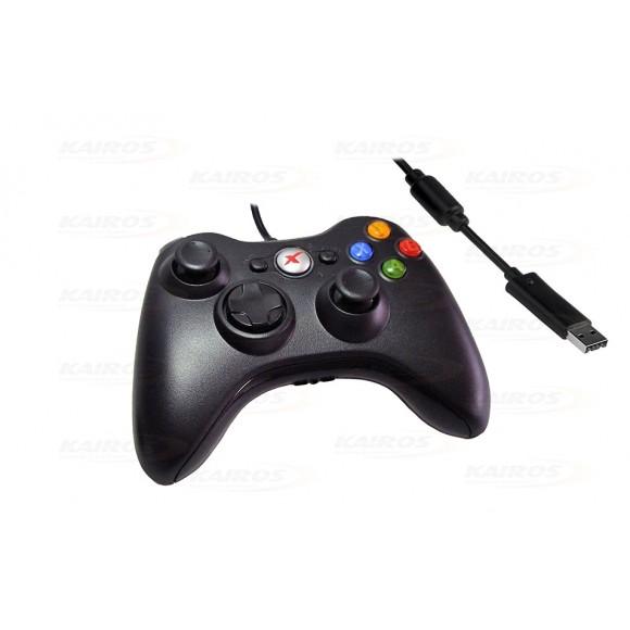 CONTROLE DE VIDEO GAME XBOX 360 XD-521