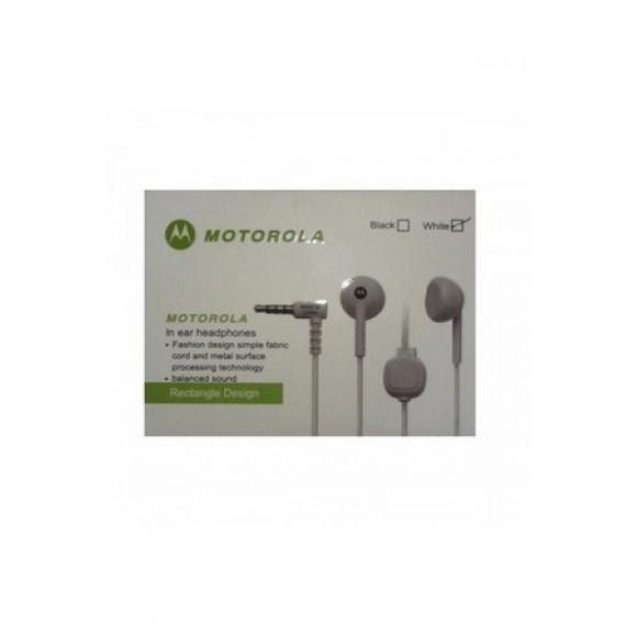 FONE DE OUVIDO MOTOROLA IN EAR HEADPHONES