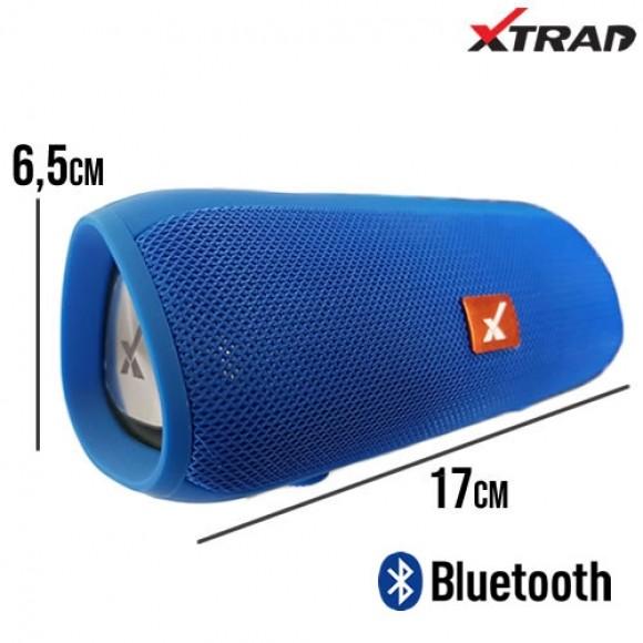 CAIXA DE SOM BLUETOOTH XTRAD XDG-E16+