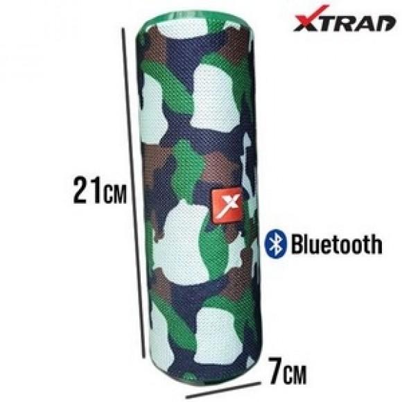 CAIXA DE SOM BLUETOOTH XTRAD XDG-117