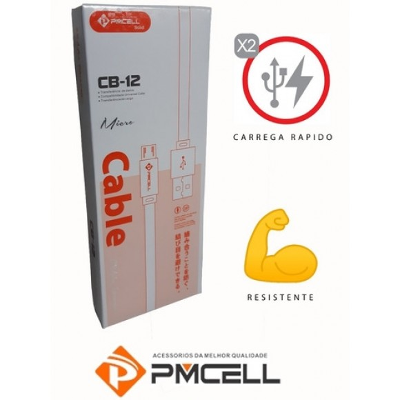 CABO MICRO USB PMCELL CB-12